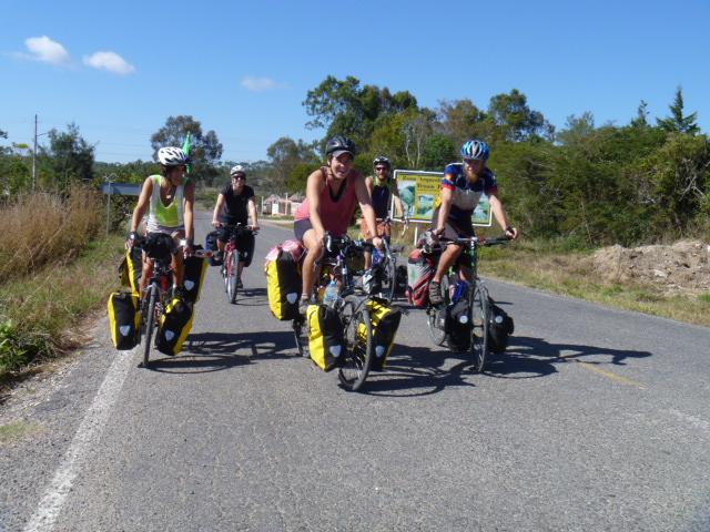 31 Bicycle Caravan