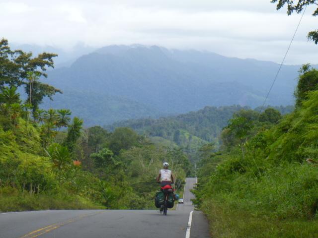 Riding hills