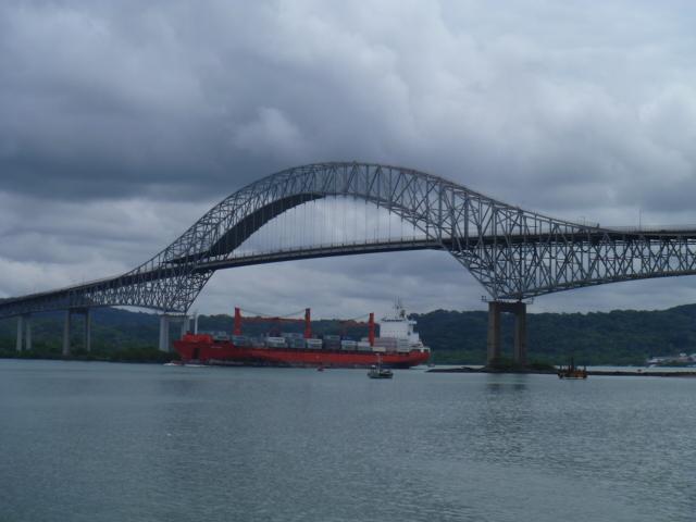 27 Panama canal